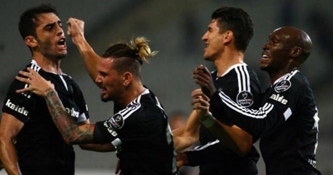 Beşiktaş'a tur için bir puan yetiyor