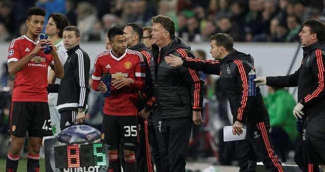 Manchester United Avrupa'da kayıp