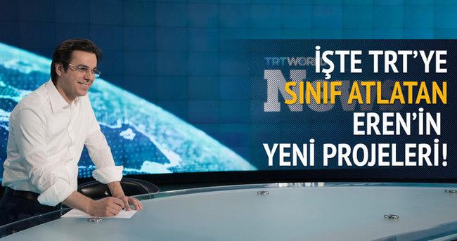 TRT'de devrim yapan İbrahim Eren yeni projelerini anlattı!