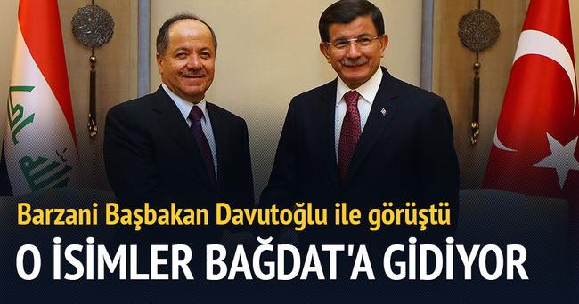 MİT ve Dışişleri Müsteşarı Bağdat'a gidecek...