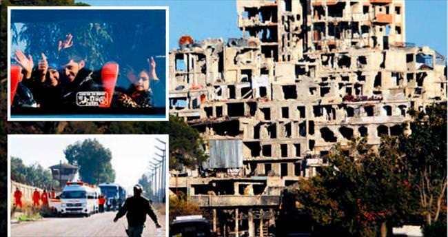 Devrimin başkenti artık Esad'ın elinde