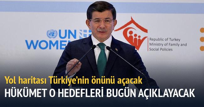 Yol haritası Türkiye'nin önünü açacak