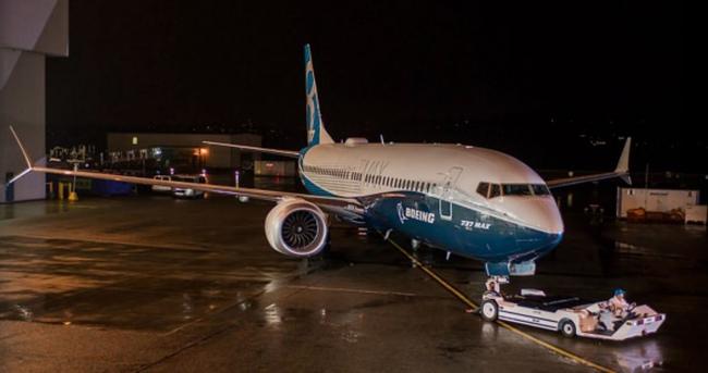 Yeni Boeing 737 MAX!