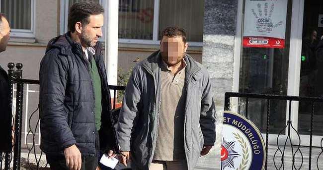 Karısı tarafından bıçaklanan şahsa gözaltı