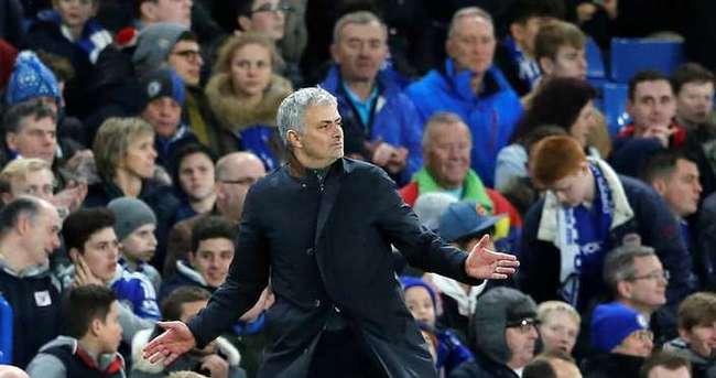Mourinho favori olmamaktan rahatsız değil