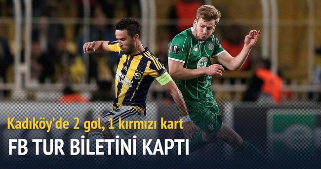 Fenerbahçe 2. turda