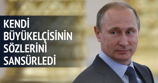 Rusya'nın BM misyonundan kendi büyükelçisine sansür