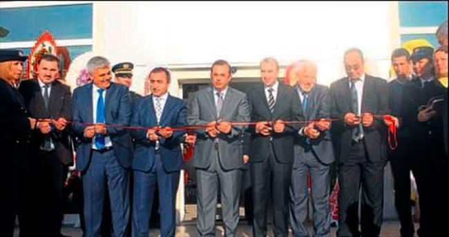 Belek'teki Polis Merkezi açıldı