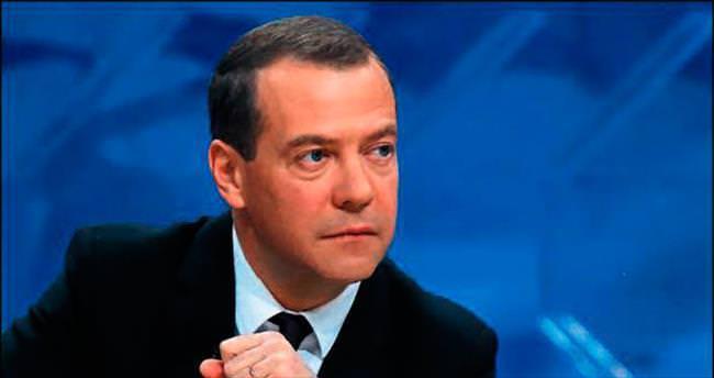 Medvedev'den malumun ilanı