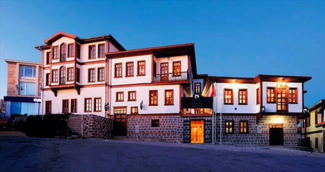 'Ankara' fotoğrafları Satranç Müzesi'nde