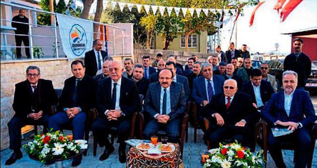 İskenderun Belediyesi taziye evini hizmete açtı