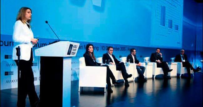 Dünyanın turizmi Antalya'da tartışıldı