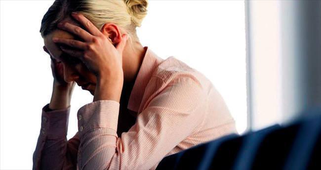 Mutsuzluk ve stres ömürden çalmıyor