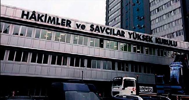 HSYK'dan 54 hâkim ve savcı için yargılama izni
