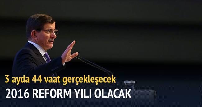 Reform hükümeti geri döndü