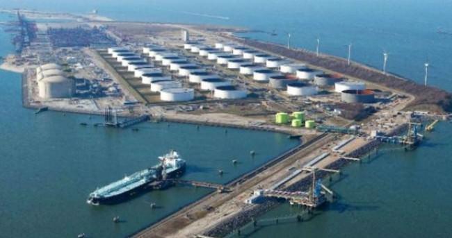 LNG terminalleri Rusya'ya bağımlılığı azaltacak