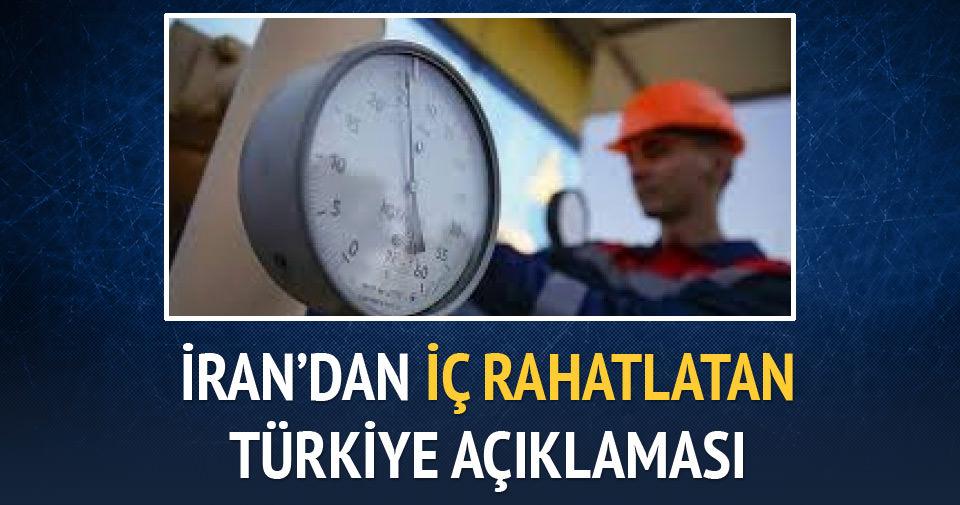 İran'dan iç rahatlatan Türkiye açıklaması