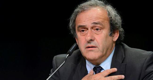 CAS'tan Platini'ye kötü haber