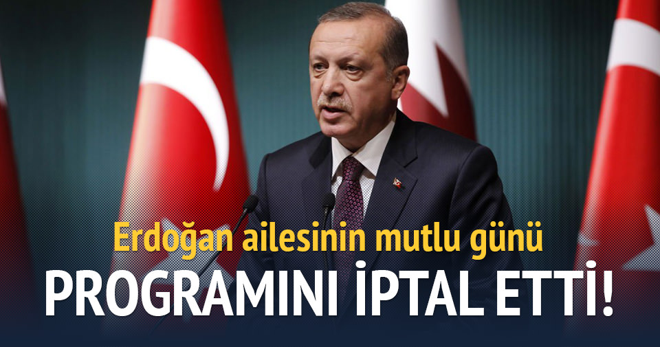 Cumhurbaşkanı Erdoğan'ın 5. torun mutluluğu