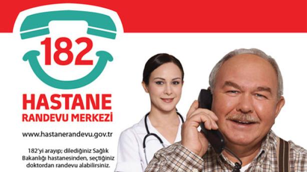 MHRS doktor randevusu ve ALO 182 hastane randevusu alma!