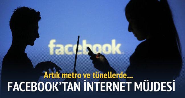 Facebook'tan internet müjdesi