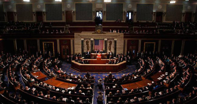ABD Kongresi geçici bütçeyi onayladı