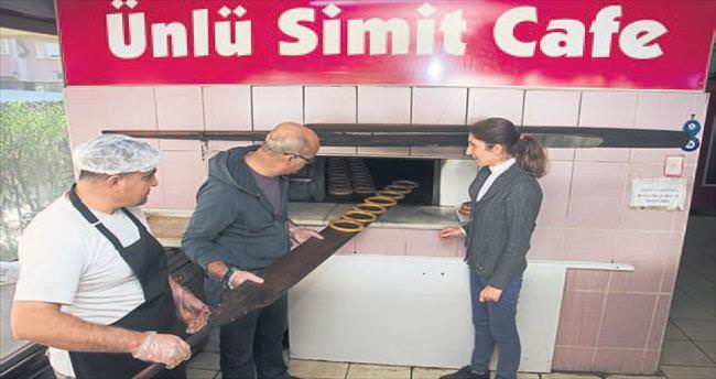 Taze gevrek simittt…