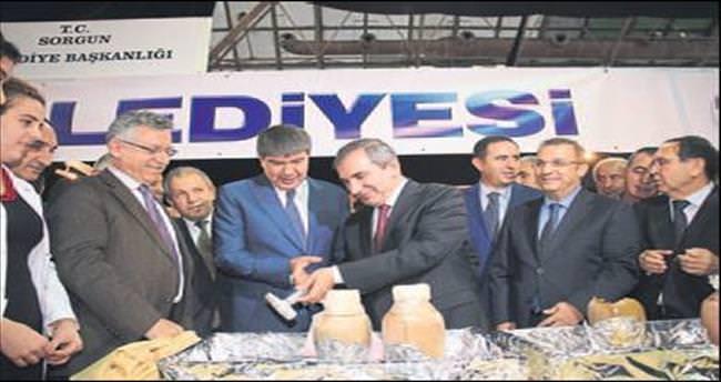Yozgatlıların Antalya buluşması