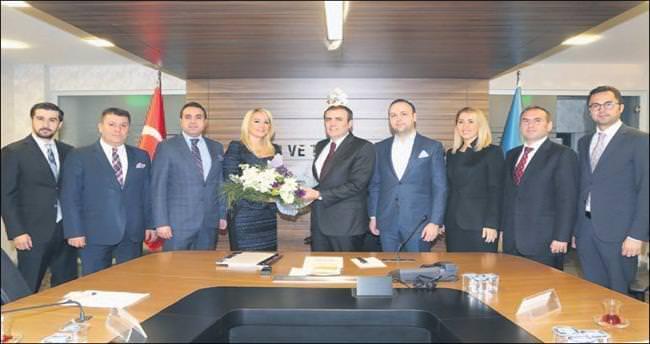 İşadamları Bakan Ünal'la Ankara turizmini konuştu
