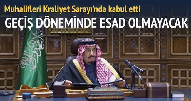 Esad'sız geçiş kararı