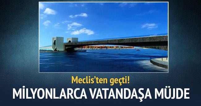 Gökçek'ten Ankara'ya boğaz müjdesi