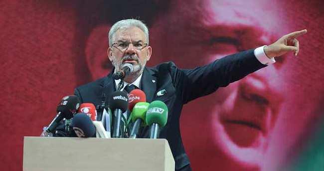 Bursaspor Yönetimi 'Göreve devam' kararı aldı