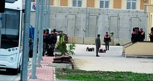 Cezaevinde isyan tatbikatı yapıldı