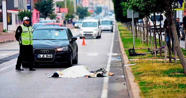 İki kaza iki ölüm