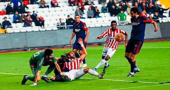 Antalyaspor tarih yazdı