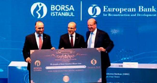 EBRD ile Borsa artık resmen ortak