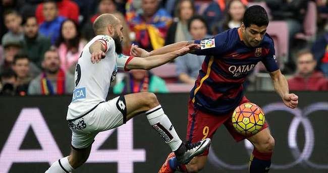 Barcelona sahasında ilk kez puan kaybetti
