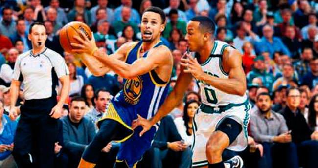 Warriors, Celtics'i iki uzatmada yendi