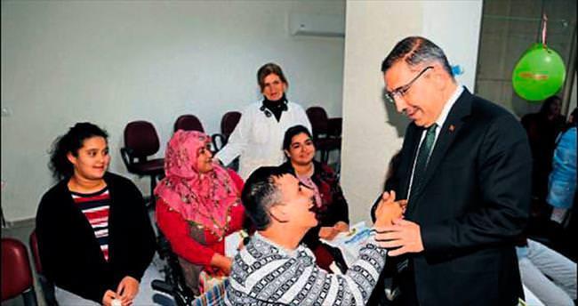 Engellilere KPSS kursu açılacak