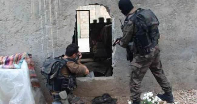 Mardin'de 5 terörist öldürüldü