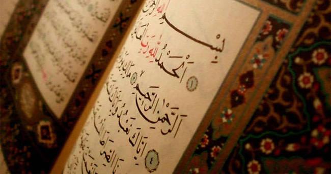 Kuran okuma karşılığında alınan para caiz değil!
