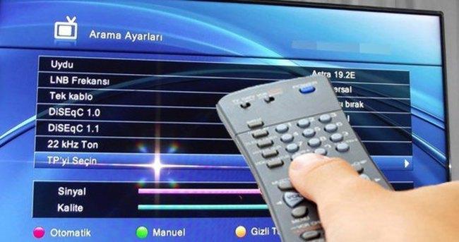 Türksat 4A frekansı otomatik arama nasıl yapılır?