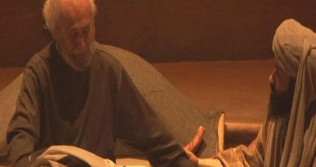 Hz. Ömer'in hayatını anlatan oyuna yoğun ilgi