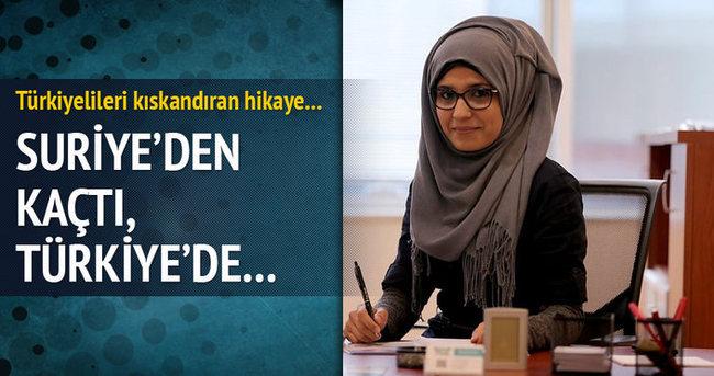 Suriye'den kaçtı Türkiye'de patron oldu!