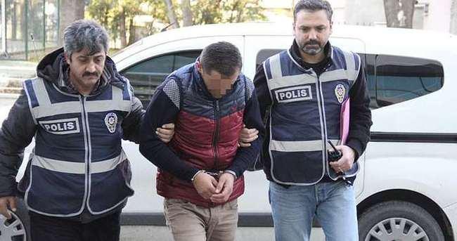 2 çocuk babası, 14 yaşındaki kızı taciz iddiasıyla tutuklandı