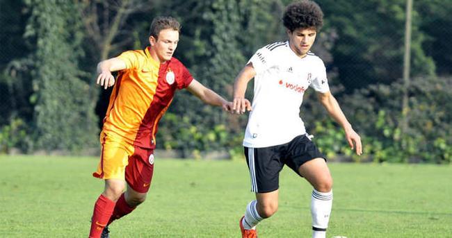 U-21 derbisinde Beşiktaş güldü