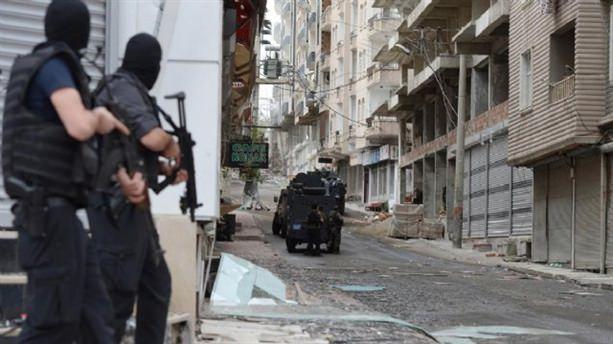 Dargeçit'te 6 PKK'lı vuruldu