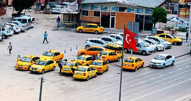 Transit taksiye yargı dur dedi