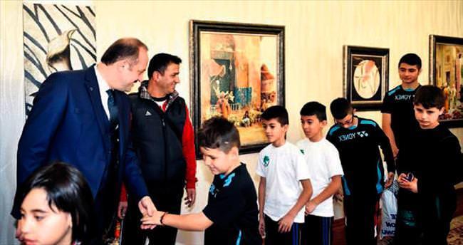 Mamak Badminton Takımı Türkiye Şampiyonu