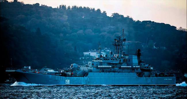 Türk denizaltısı Rus savaş gemisine nefes aldırmadı